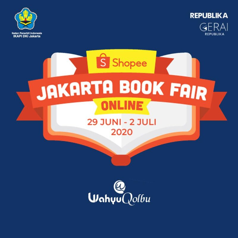 WahyuQolbu Jakarta Book Fair 2020