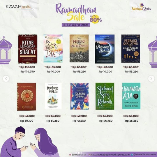 Ramadhan Sale wahyuqolbu
